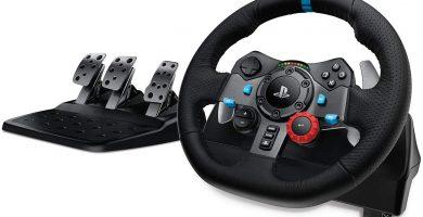 donde comprar volantes para consolas